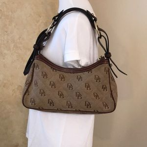 Dooney & Bourke Signature Shoulder Bag